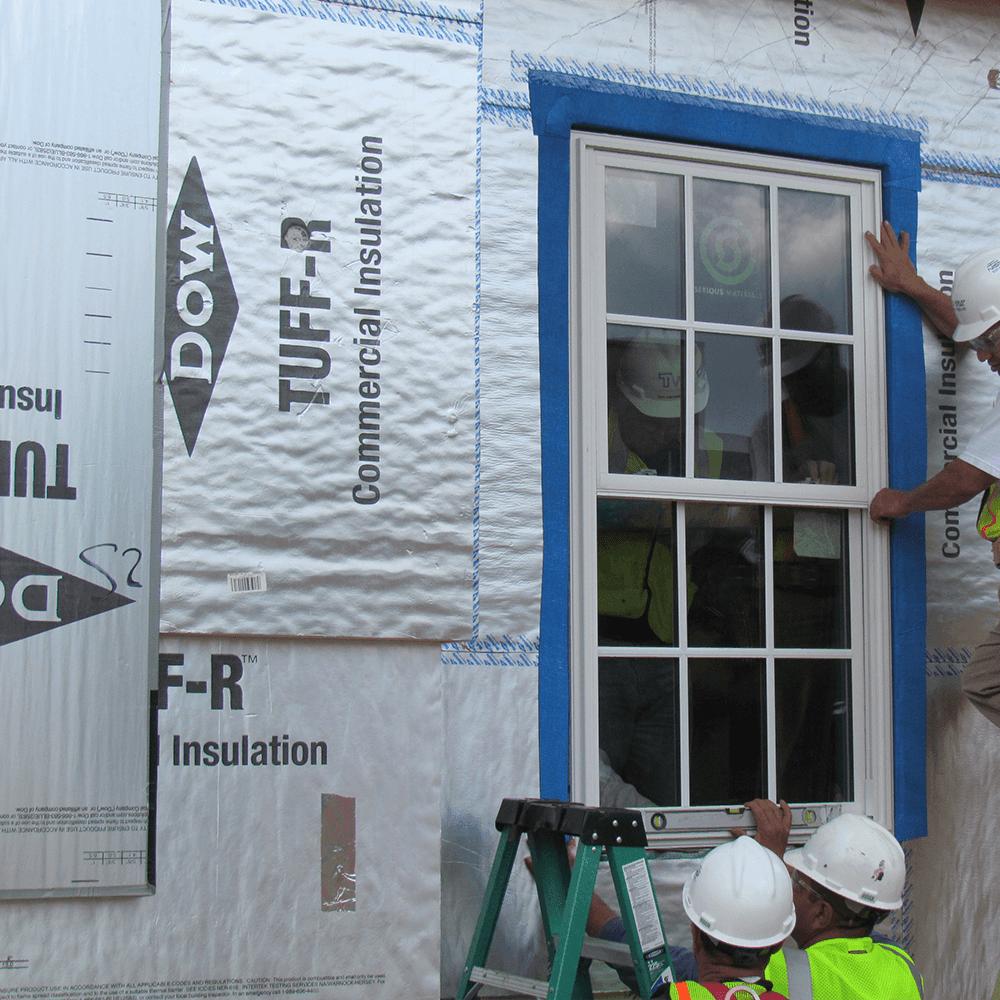 siding windows installation door installation contracting services general contracting tallmadge ohio